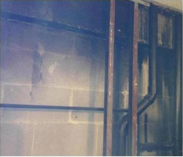 Commercial Fire Damage – Fitchburg Before