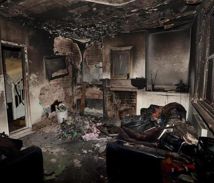 Fire Damage How to Get Rid of Odors in Lancaster After a Fire