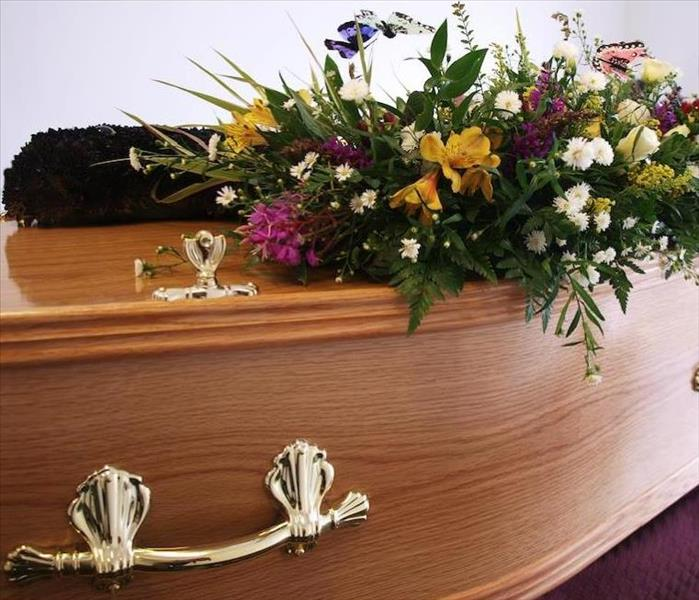 Commercial Sterling Funeral Home Needs Special Care to Remediate Water Damage