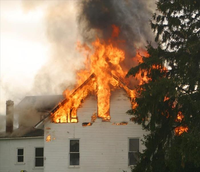 Fire Damage Reliable Fire Damage Restoration Services in Sterling